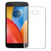 Funda Para Motorola Xt1772 Moto E4 Plus Silicon TPU - Transparente