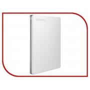 Жесткий диск Toshiba Canvio Slim 1TB Silver HDTD310ES3DA