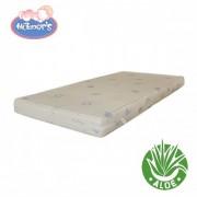 Saltea pentru copii Hubners Cocos Confort II cu Aloe Vera 120x60x8 cm
