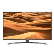 """TV LED, LG 55"""", 55UM7400PLB, Smart, webOS ThinQ AI, WiFi, UHD 4K"""