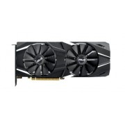 Placa video Asus GeForce Dual RTX 2080 Ti Advanced, 11GB, GDDR6, 352-bit