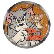 Relogio de Parede Tom e Jerry Gato e Rato