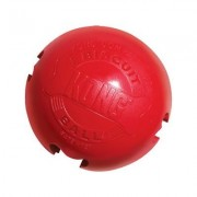 KONG Classic Biscuit Ball Dog Toy, Small