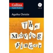 Harper Collins Publishers COLLINS The Moving Finger - Agatha Christie