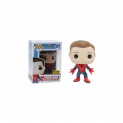 Funko Pop Spider-man Exclusivo Hot Topic Homecoming Unmasked