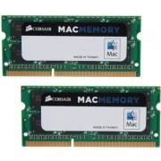SO-DIMM RAM Corsair Mac Memory 16GB Kit (2 x 8GB), DDR3L-1600