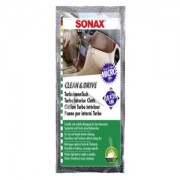 Sonax CleanDrive TurboInnenTuch 18x26 Thekendisplay 6 Millilitres