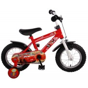 """Bicicleta pentru baieti ajustabila din otel cu roti ajutatoare 12"""" EandL CYCLES Cars"""