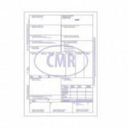 CMR National Format A4 3 Exemplare 50 Seturi pe Carnet - Scrisoare de Transport Intern si Formular Marfa