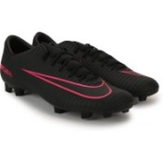 Nike MERCURIAL VICTORY VI FG Football Shoes For Men(Black)