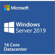 Microsoft Windows Server 2019 Datacenter Multilingual Basislizenz 16 Core