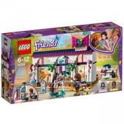 Конструктор Лего Френдс - Магазинът за аксесоари на Andrea, LEGO Friends, 41344