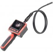 Somikon Endoskop-Kamera m. Farb-LCD-Display & LED-Licht, Batteriebetrieb, IP67