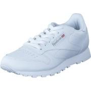 Reebok Classic Classic Leather White-1, Skor, Sneakers och Träningsskor, Sneakers, Vit, Barn, 38