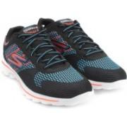 Skechers GO WALK 2 - SPARK Walking Shoes(Black)