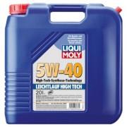 Liqui Moly LEICHTLAUF HIGH TECH 5W-40 20 liter kan