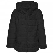 Teddycoat Black Hooded - Jassen