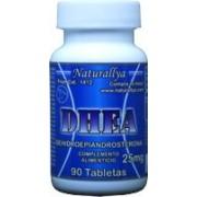 DHEA 25 mgs 90 Tabletas