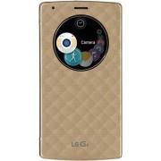 LG G4s CFV-110 Quick Circle Case Dorado