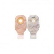 """Premier 1-Piece Drainable Pouch Precut 1"""" with Filter, Transparent Part No. 8025 Qty Per Box"""