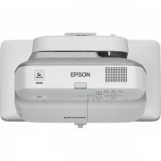 Projetor Interativo Ultra Curta Distância Epson 675Wi+, com suporte
