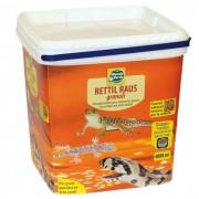 Rettil Raus granule împotriva șerpilor, șopârlelor, gușterilor, și altor reptile - 4000 ml.