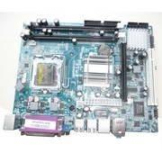 MOTHERBOARD MB586G41MIX - MB INTEL G41MIX SOCKET 775 - DDRII+DDRIII ST2 LAN RS232 LPT VG