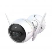 EZVIZ C3X Câmara Wifi Exterior de Lente Dupla com IA Integrada 1080P
