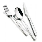 Cubertería Milán 24 piezas con cuchillos chuleteros