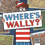 Tuinland Kalender 2021 Wheres Wally