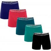Muchachomalo Boxershorts 5er-Pack 15 - Grün Größe XXL