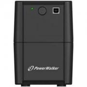 Аварийно захранване UPS POWERWALKER VI 650 SH, 650VA Line Interactive, POWER-UPS-VI650SH