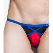 Mategear Sung Soo III Sports Mesh Series Very Sexy Maximizer Ultra Jock Strap Underwear Red 1940902