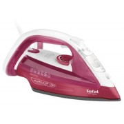Ютия, Tefal, 2400W, Shot of steam 140g/min, Anti-drip, Auto-off, Red (FV4920E0)
