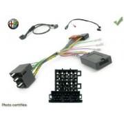 COMMANDE VOLANT CHRYSLER PT-CRUISER 2000-2005 - Pour JVC complet avec interface specifique
