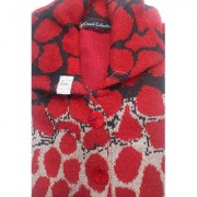 Ladies Collar Slim Fit Long Sweater (Only M/38 Size)