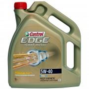 Ulei motor CASTROL EDGE TITANIUM TURBO DIESEL 5W-40 5L