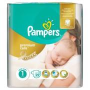 Pampers Pelene Premium Care Newborn 22/1