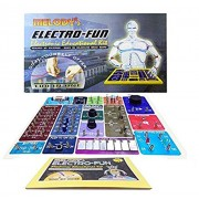 MELODY's ELectrofun 100-in-1 Multi Project Electronic Hobby Kit for Starters