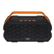 Boxa Portabila Mac Audio BT Wild 801, Bluetooth, 20 W (Negru/Portocaliu)