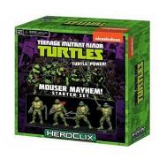 Teenage Mutant Ninja Turtles HeroClix Mouser Mayhem Starter Set