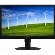 Monitor LED 23 Philips 231B4QPYCB Full HD Negru