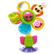 Fun Flower High Chair Toy ( Colors may vary)