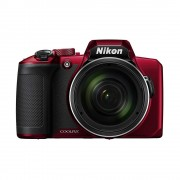 Nikon Coolpix B600 Aparat Foto Compact Bridge 16MP 60X Full HD Rosu