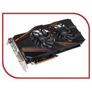 Видеокарта GigaByte GeForce GTX 1070 1582Mhz PCI-E 3.0 8192Mb 8008Mhz 256 bit DVI HDMI HDCP GV-N1070WF2OC-8GD