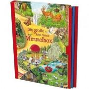 Schwager & Steinlein Die grosse Anne Suess Wimmelbox mit 3 Wimmelbücher
