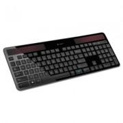 K750 Wireless Solar Keyboard, Black