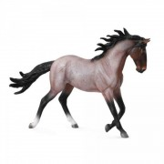 Figurina Mustang Mare Bay Roan XL Collecta, 16.3 x 12.2 cm