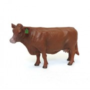 1/16th Little Buster Toys Red Angus Cow
