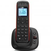 AEG Thor 15 Telefone Sem Fios Preto